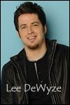 Lee DeWyze Info Page