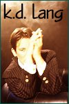 k.d. lang Info Page