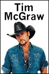 Tim McGraw Info Page