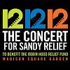 '12-12-12 The Concert For Sandy Relief' compilation