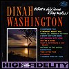 Dinah Washington - 'What A Diff'rence A Day Makes!'